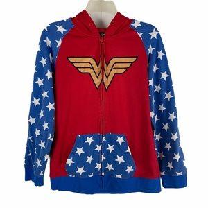DC COMICS Orginals Wonder Woman Hoodie Sweatshirt